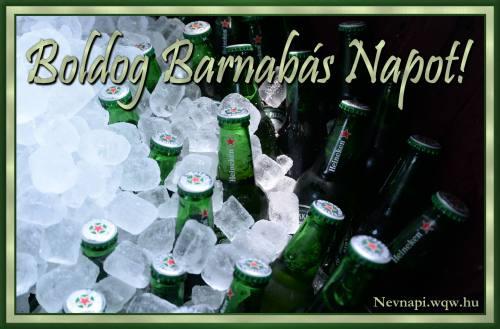 Barnabás névnapi kép